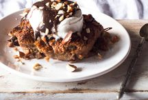 PUDDINGS / no bake desserts, puddings, candy, caramels, sugar work, custards, panna cotta