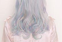 ♡ Hair ♡ / Original and colorful!