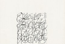 Typographie / by W. Brown