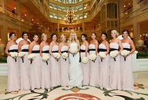 Bridesmaids / For the special day, because it would not be complete without them!