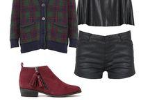 Black Leather / Combina tus prendas de cuero para sacarles el mayor partido!