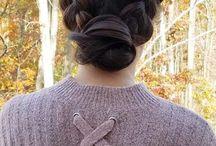 Updo/Bun Hairstyles