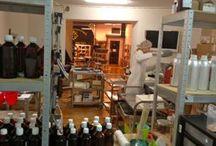 Atelier savonnerie