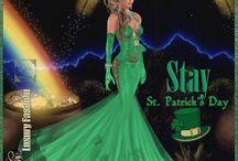 Omega Saint Patrick's Day
