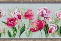 Весенние тюльпаны1