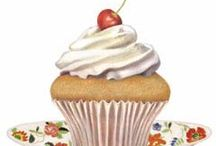 cupcake cliparts