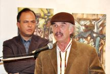 PEDRO HERNÁNDEZ EXPONE EN LA CCE