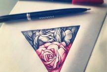 My body is my journal. / Tattoos