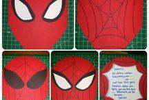 spiderman geburtstag