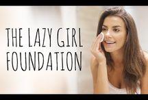 make-up & hairstyling  tutorials / YouTube makeup tutorails