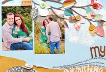 Layouts: Love & Wedding