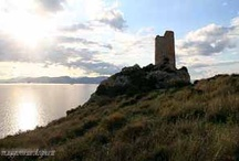 Sardegna:  le torri costiere