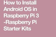 Raspberry pi 3 install Android