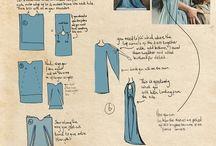 Tutoriales vestidos