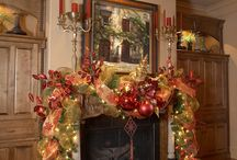 Christmas Mantle / by maria mejia