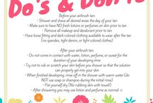 Do's Dont's Before & After