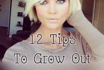 Short hair tips