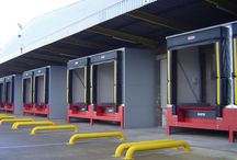 Loading bay and storage
