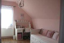 Otthon: nagylány szoba