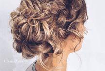 fryzury,upięcia
