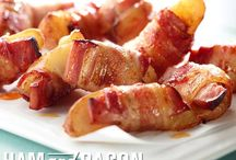 Bacon / Bacon Recipes / by Donna Hup