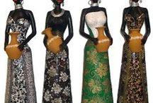 Bonecas  Africana