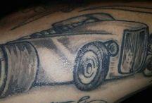 My Tattoos / My Work