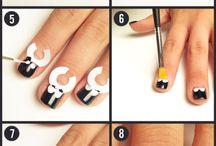 Nails ahoy