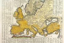 Cartes - map