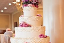 Svatební dorty a modelace květů