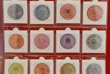 Filatelia Colecciones / Sellos, monedas, matasellos, etc