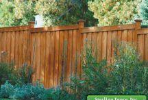 fences / by Paula Wellings