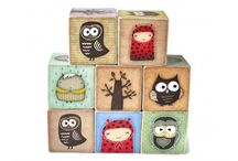 Wooden Toys from ETSY