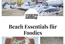 Beach Essentials für Foodies