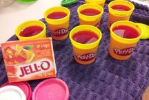 Play doh party ideas