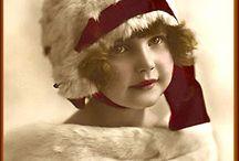 Vintage children/hats / by Vicky King