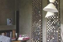 panneaux et treillis décoratifs