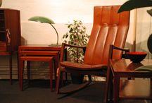 Akkitekttegnede møbler / Renovering