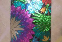 Stained glass / by Terri Kisselburg
