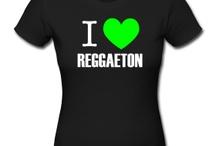 tee shirt I Love Reggaeton / http://legiux.spreadshirt.fr/i-love-reggaeton-I14671521