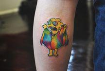 Psy Tattoos