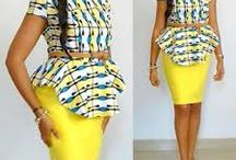 african design dresses / African fashion