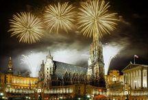 Happy New Year in Vienna! / New Year celebrations Vienna!