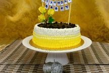 Beautiful Ombre Cakes / all cakes that are decorated with beautiful ombre colors and designs