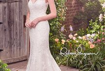 Rebecca Ingram Wedding Dresses / Whimsical, Delicate, Soft