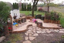 Garden for Luca