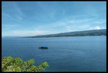 Batak, toba lake