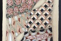 Tan tiles