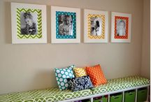 Multipurpose room ideas / by Cecy Sing