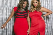 plus size time for red